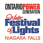 OPG Winter Festival of Lights Logo