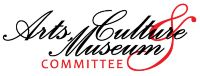 Arts Culture and Museum Committee Logo