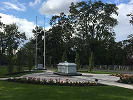 Tomb of the Unknown Soldier completed