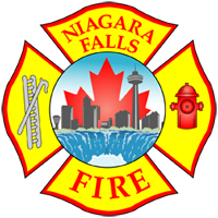 Niagara Falls Fire Department Logo