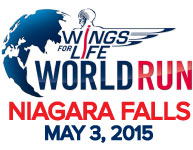 RedBull Wings for Life event