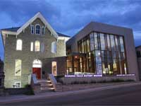 Niagara Falls History Museum after renovations