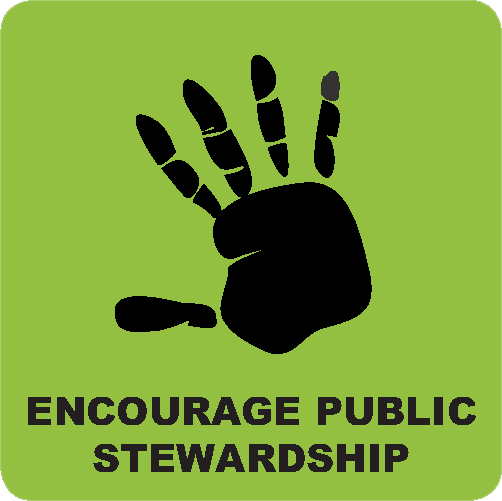 Encourage Public Stewardship