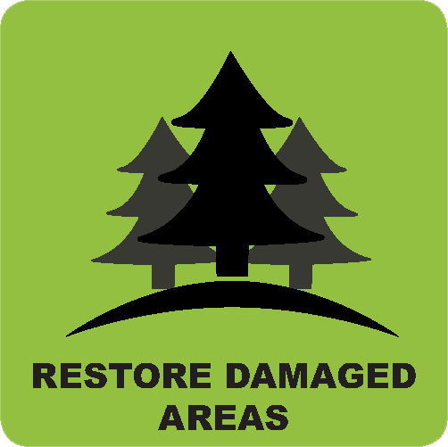 Restore Damaged Areas
