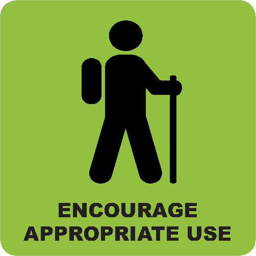 Encourage Appropriate Use