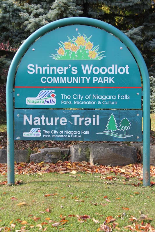 Picture of Shriners Woodlot Park