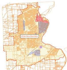 Brownfield CIP Area Boundary
