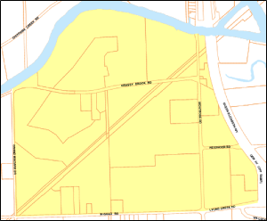 Grand Niagara Secondary Plan Area