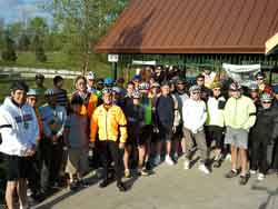 Ride of Silence Group Picture