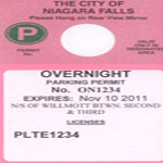 Overnight Parking Permit