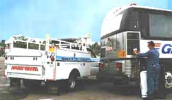 Tour Bus Repair Services